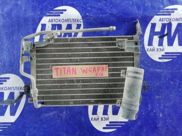 Радиатор кондиционера Mazda Titan WGFAT HA 1990 (б/у)