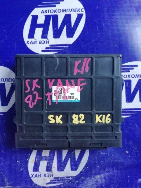 Компьютер двс Nissan Vanette SK82 F8 2002 (б/у)
