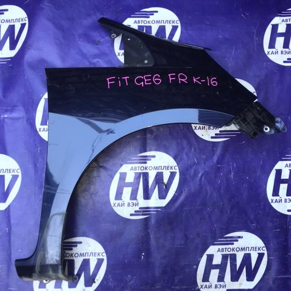 Крыло Honda Fit GE6 L13A переднее правое (б/у)