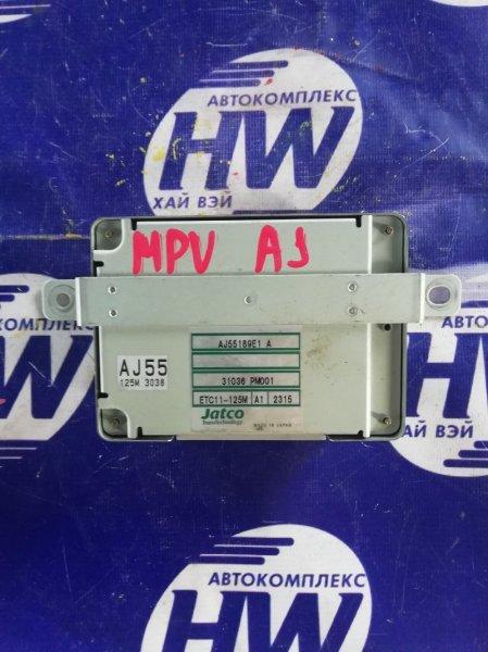Блок переключения акпп Mazda Mpv LWFW AJ (б/у)