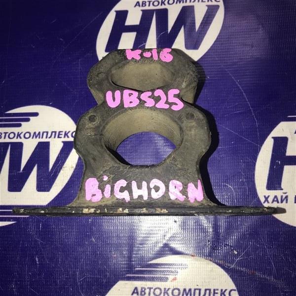 Отбойник Isuzu Bighorn UBS25 6VD1 1993 задний (б/у)