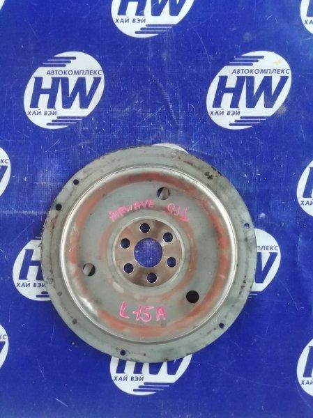 Маховик Honda Airwave GJ1 L15A (б/у)