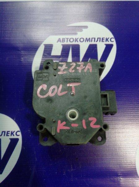 Моторчик привода заслонок печки Mitsubishi Colt Z27A 4G15 (б/у)