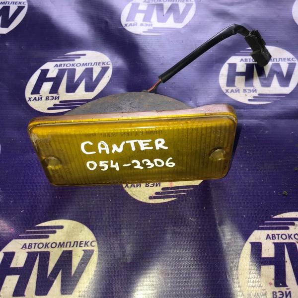 Повторитель в бампер Mitsubishi Canter (б/у)
