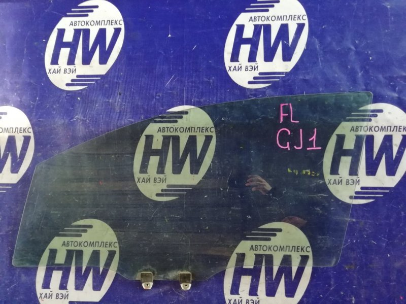 Стекло Honda Airwave GJ1 L15A переднее левое (б/у)