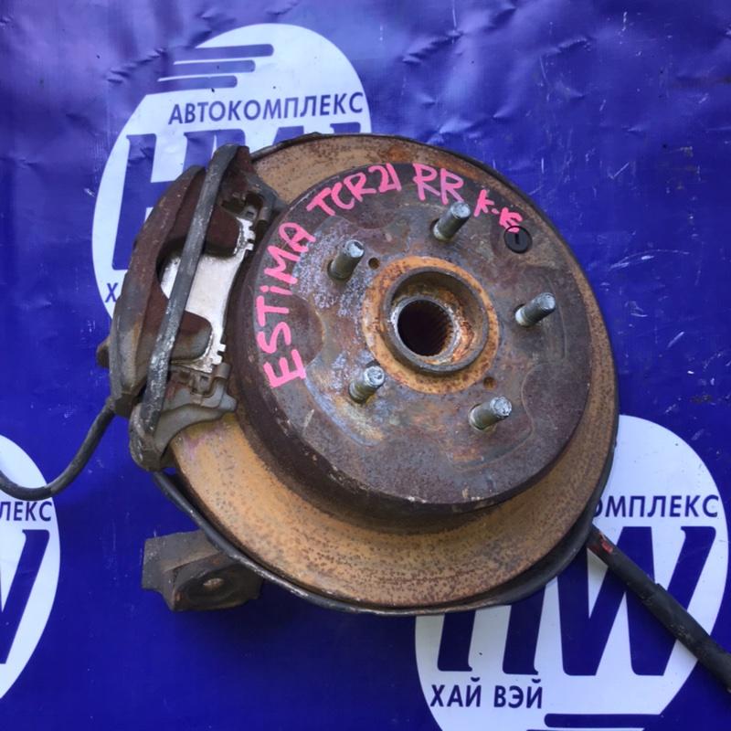 Ступица Toyota Estima TCR21 2TZFZE задняя правая (б/у)