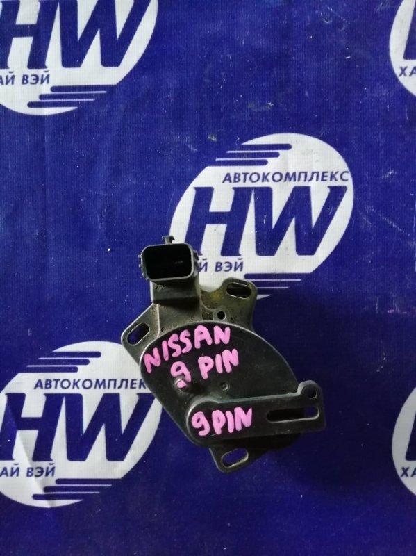Селектор акпп Nissan Ad VFY11 QG15 (б/у)
