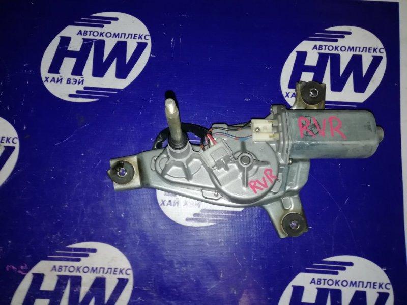 Моторчик заднего дворника Mitsubishi Rvr N64W (б/у)