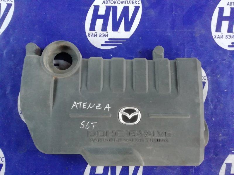 Декоративная крышка двс Mazda Atenza GY3W L3 (б/у)