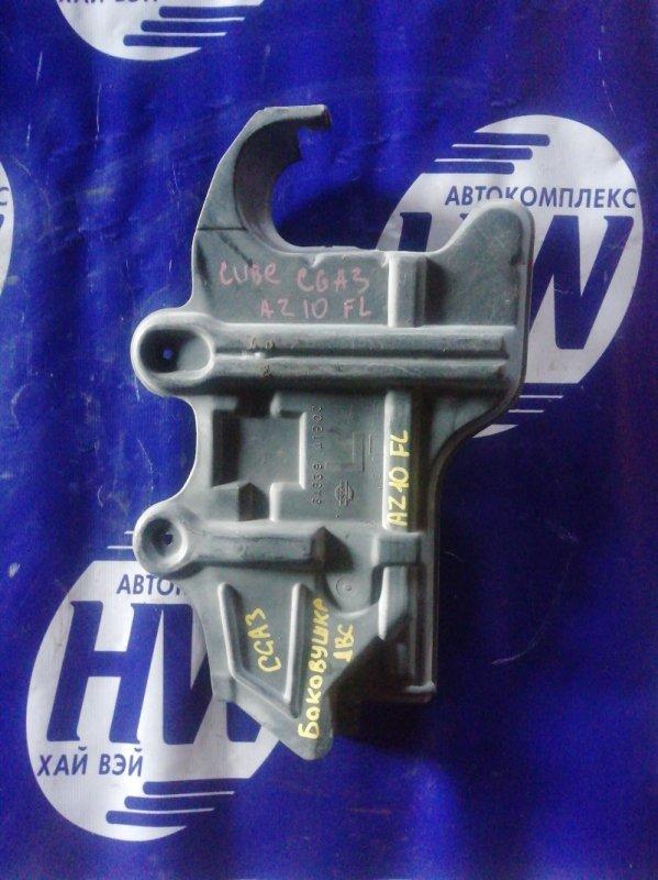 Защита двигателя Nissan Cube AZ10 CGA3 левая (б/у)