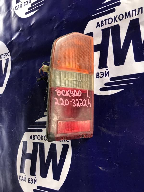 Стоп Suzuki Escudo TD01W левый (б/у)
