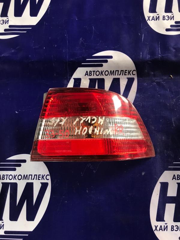 Стоп Toyota Windom MCV21 2MZ правый (б/у)