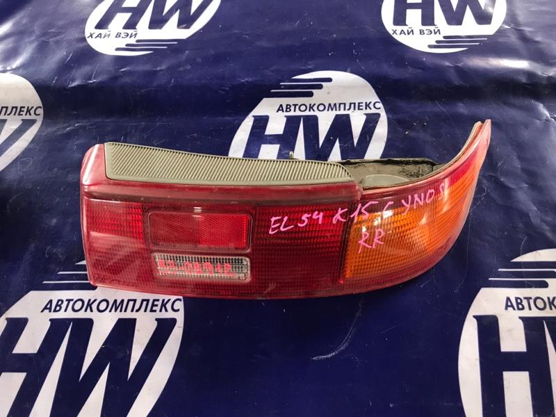 Стоп Toyota Cynos EL54 5E правый (б/у)