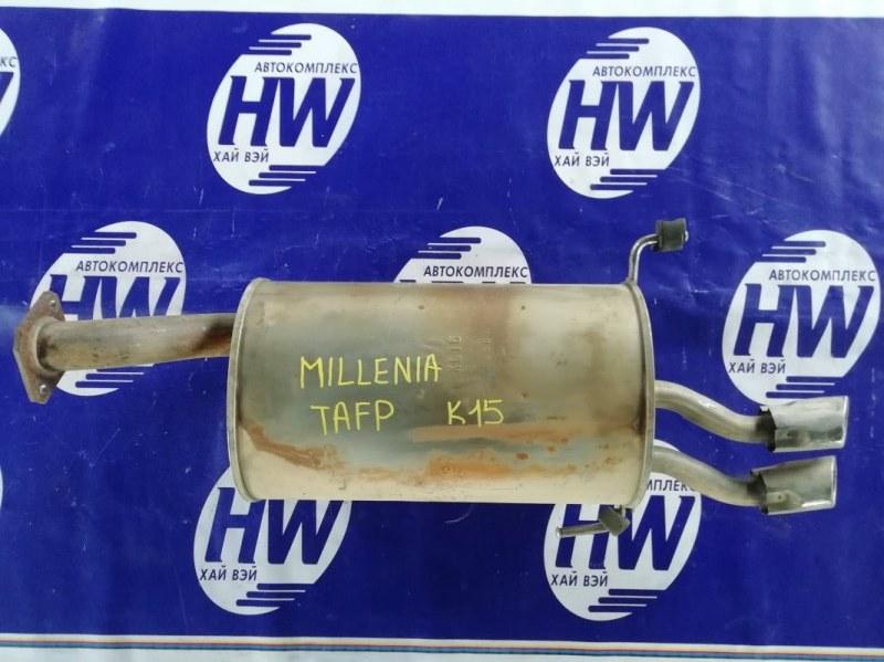 Глушитель Mazda Millenia TAFP KF (б/у)