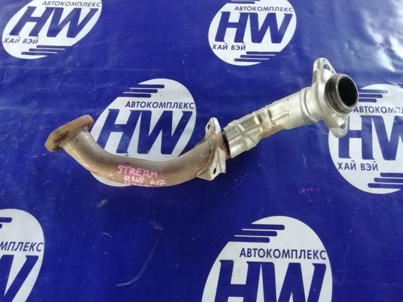 Глушитель Honda Stream RN8 R20A (б/у)