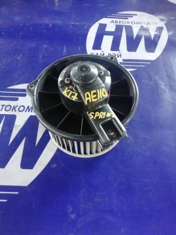 Мотор печки Toyota Sprinter AE110 5A (б/у)