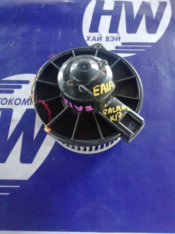 Мотор печки Mitsubishi Galant EA1A 4G93 (б/у)