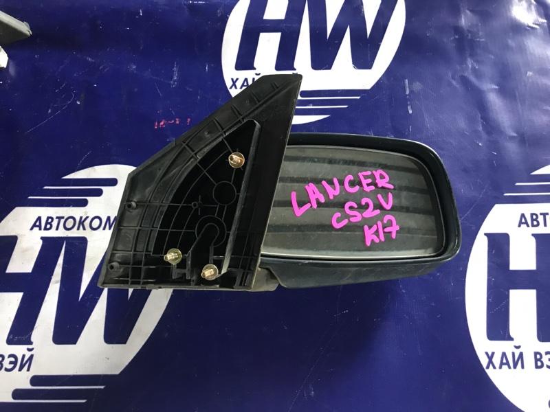 Зеркало Mitsubishi Lancer CS2V 4G15 правое (б/у)