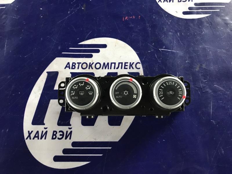 Климат-контроль Mitsubishi Outlander CW5W 4B12 (б/у)