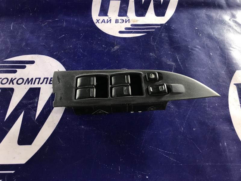 Блок упр. стеклоподъемниками Nissan Wingroad WFY11 QG15 1999 передний правый (б/у)