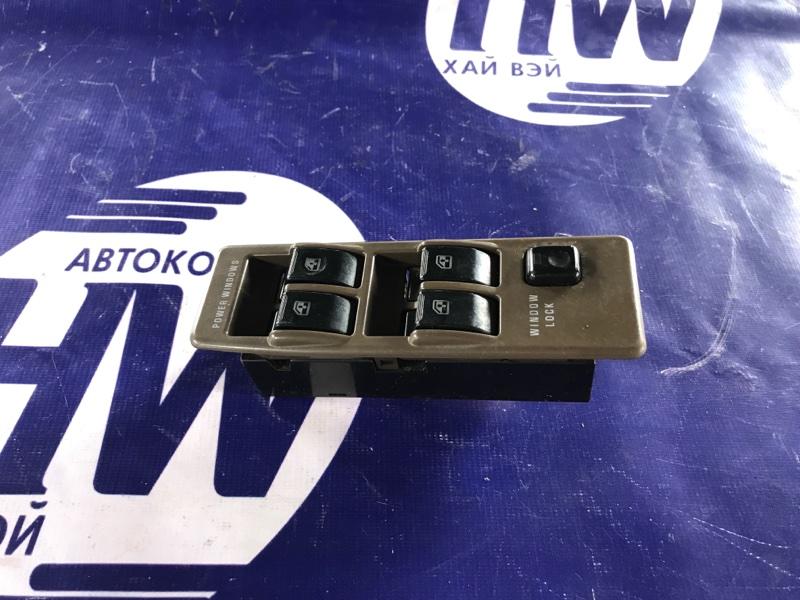 Блок упр. стеклоподъемниками Mitsubishi Pajero V44 4D56 передний правый (б/у)