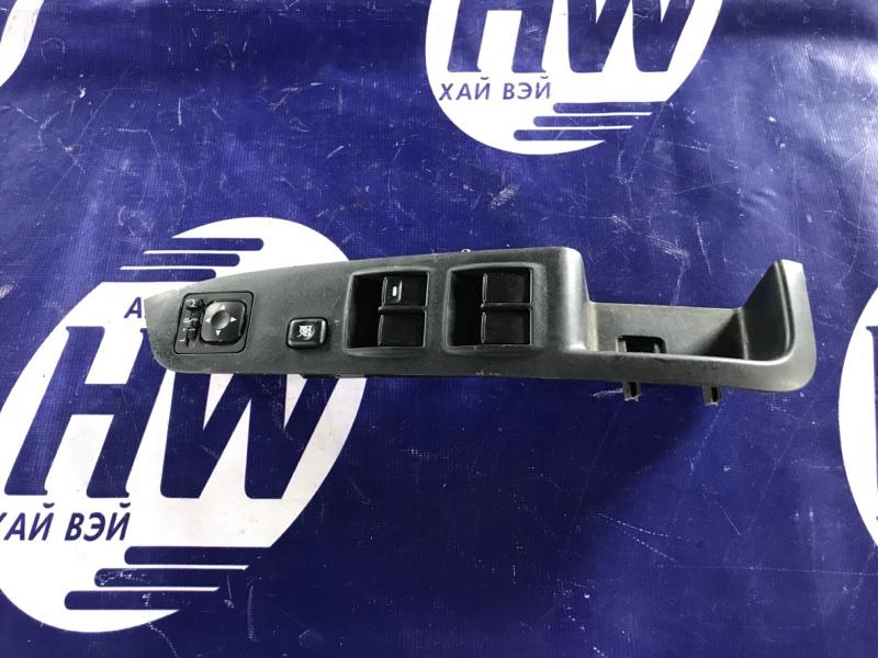 Блок упр. стеклоподъемниками Mitsubishi Outlander CW5W 4B12 передний правый (б/у)