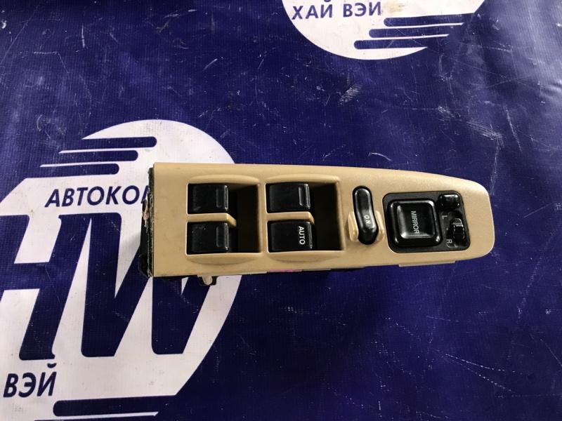 Блок упр. стеклоподъемниками Honda Odyssey RA2 F22B передний правый (б/у)