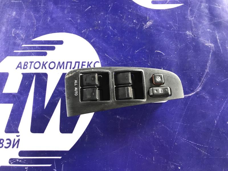 Блок упр. стеклоподъемниками Toyota Avensis AZT251 2AZ передний правый (б/у)