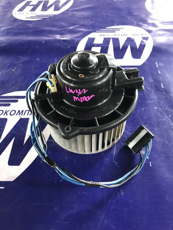Мотор печки Mazda Mpv LW3W L3 (б/у)