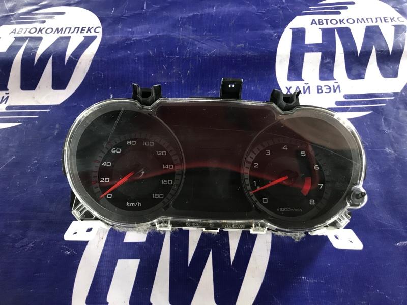 Панель приборов Mitsubishi Outlander CW5W 4B12 (б/у)