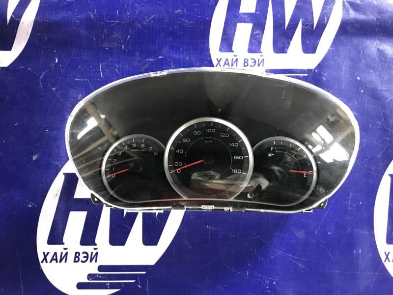 Панель приборов Subaru Impreza GH2 (б/у)