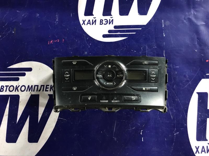 Климат-контроль Toyota Blade AZE156 2AZ (б/у)