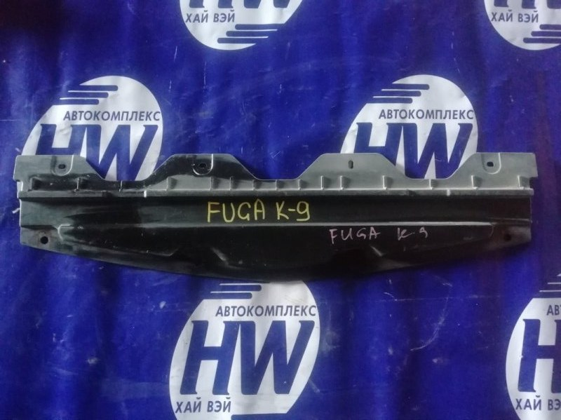 Защита бампера Nissan Fuga PY50 VQ35 (б/у)