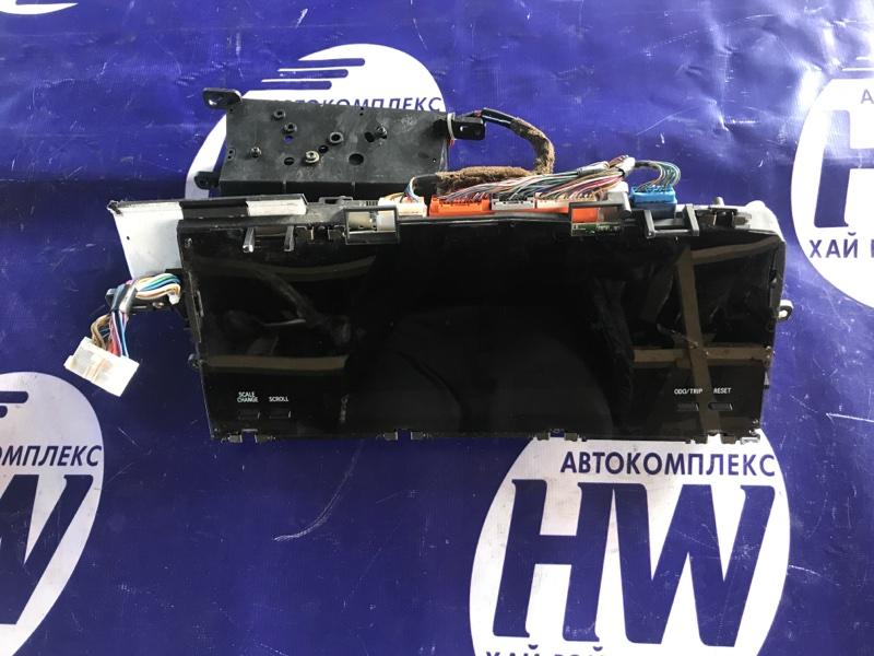 Панель приборов Toyota Crown Majesta UZS141 1UZ (б/у)