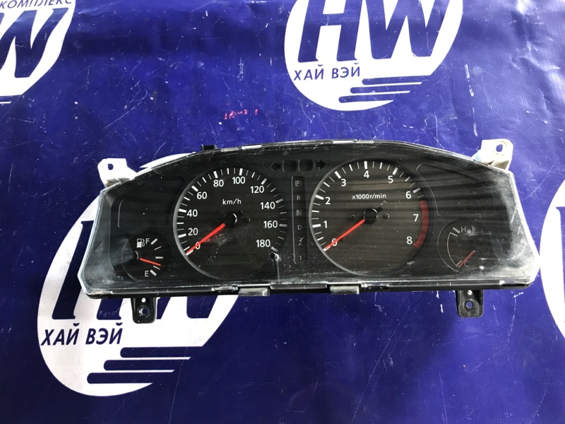 Панель приборов Nissan Avenir W11 QG18 (б/у)