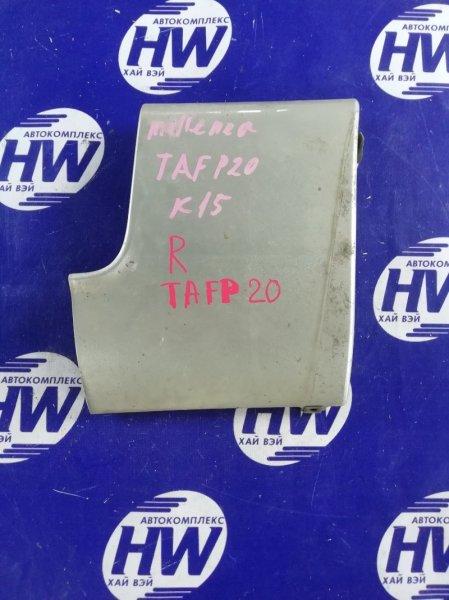 Порог Mazda Millenia TAFP KF правый (б/у)