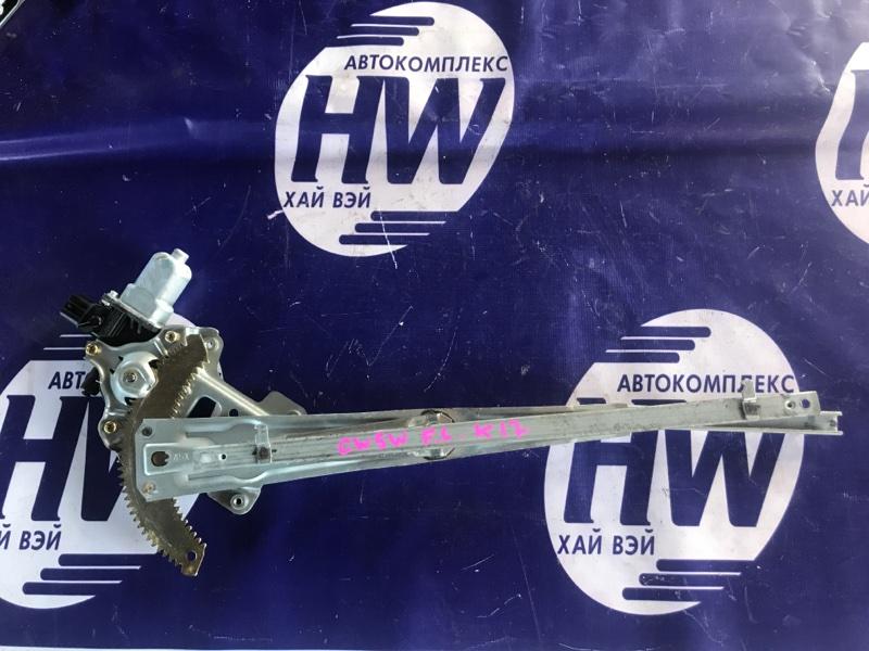 Стеклоподъемник Mitsubishi Outlander CW5W 4B12 передний левый (б/у)