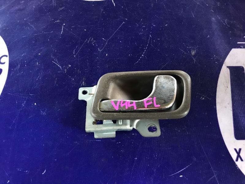 Ручка двери внутренняя Mitsubishi Pajero V44 4D56 передняя левая (б/у)