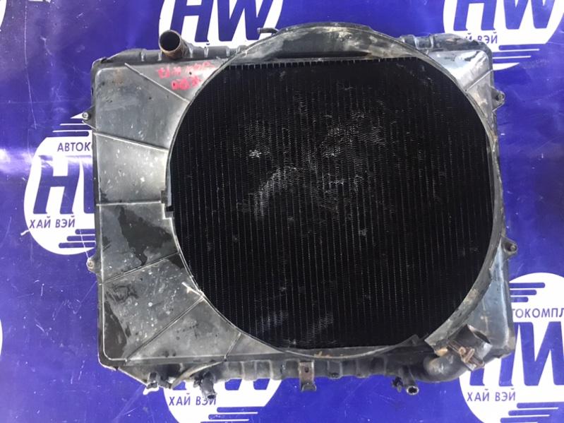 Радиатор Mitsubishi Pajero V44 4D56 (б/у)