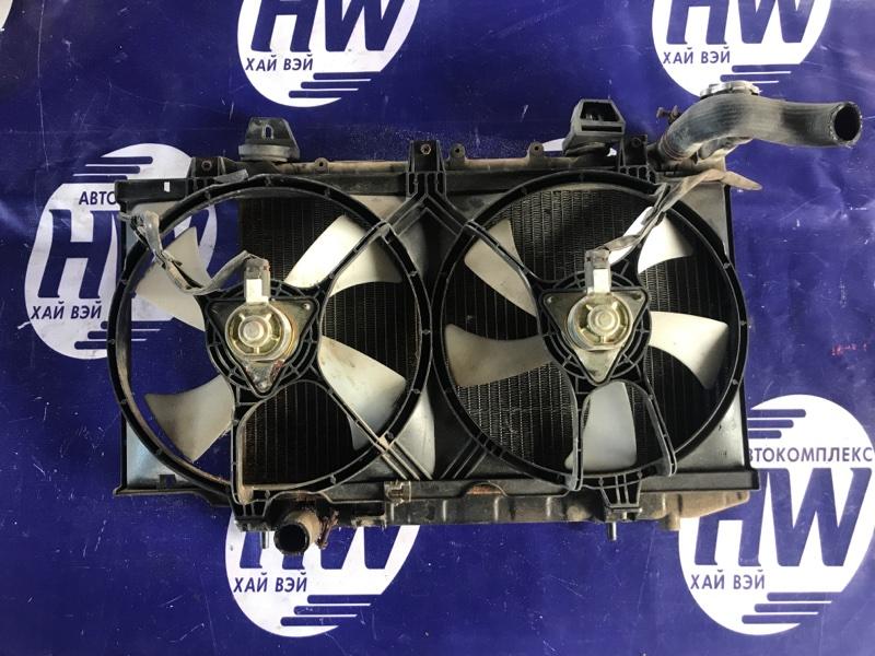 Радиатор Nissan Sunny FB13 GA15DS (б/у)