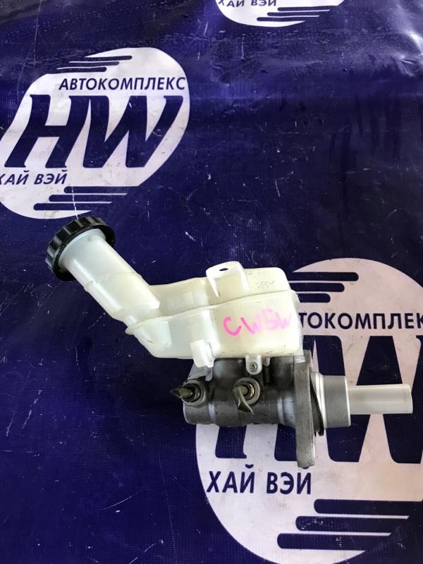 Главный тормозной цилиндр Mitsubishi Outlander CW5W 4B12 (б/у)