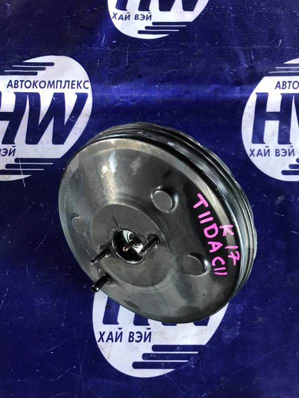 Вакумник тормозной Nissan Tiida C11 HR15 (б/у)