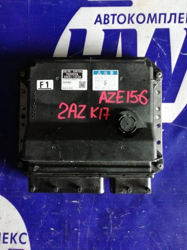 Компьютер двс Toyota Blade AZE156 2AZ (б/у)