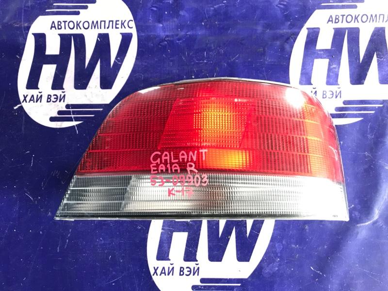Стоп Mitsubishi Galant EA1A 4G93 правый (б/у)