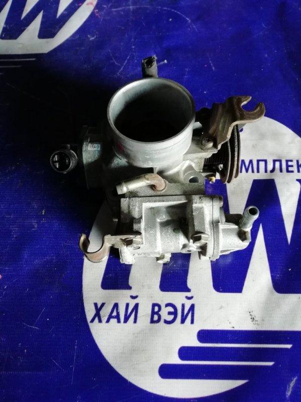 Дроcсельная заслонка Honda Cr-V RD1 B20B 1997 (б/у)