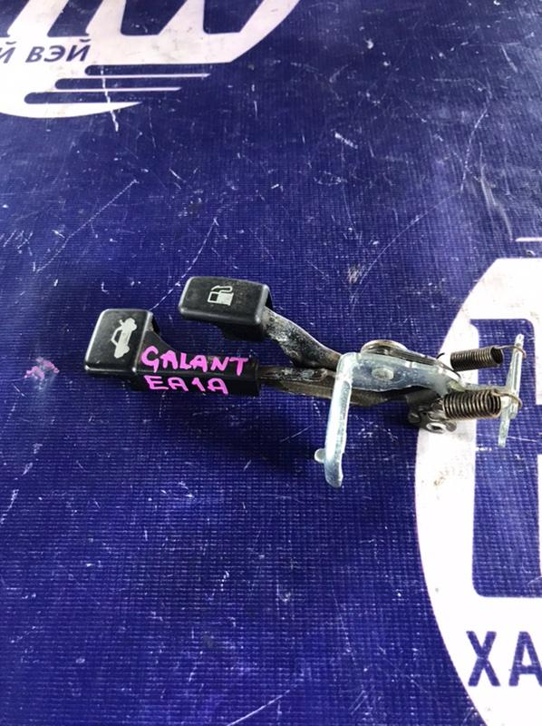 Ручка открытия багажника Mitsubishi Galant EA1A 4G93 (б/у)