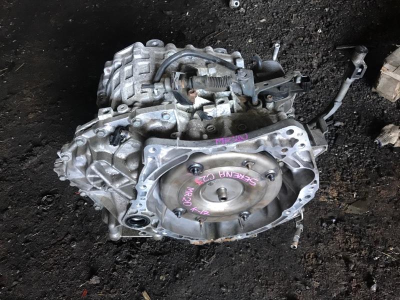 Автомат Nissan Serena C25 MR20 (б/у)