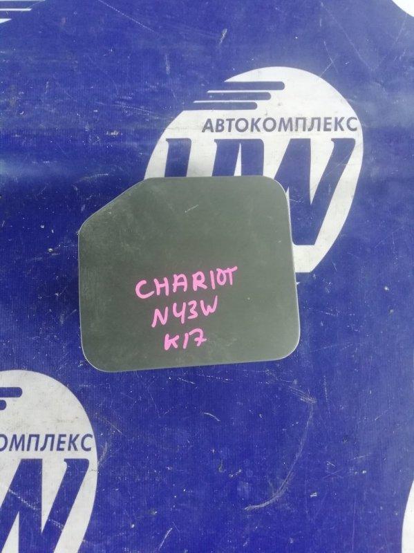 Лючок бензобака Mitsubishi Chariot N43W 4G63 (б/у)