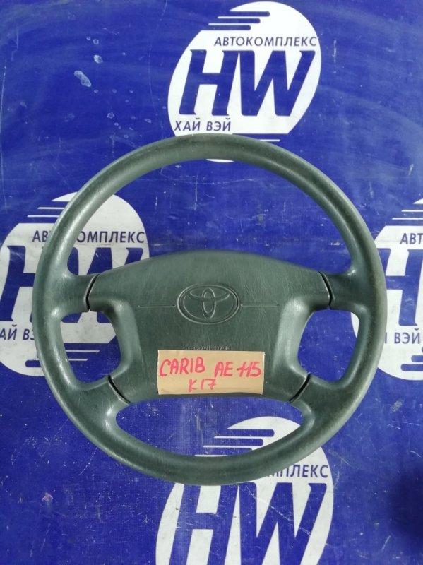 Руль Toyota Sprinter Carib AE115 7A 1997 (б/у)