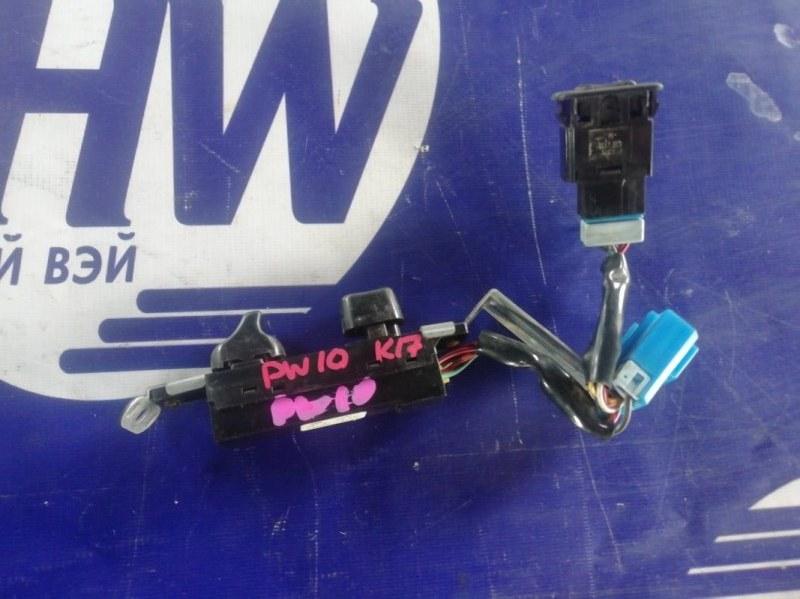 Блок упр. стеклоподъемниками Nissan Avenir PW10 SR20 передний правый (б/у)